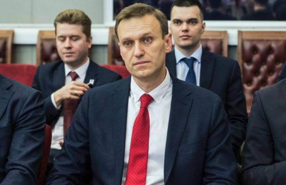 (Alexei Navalny, Source:  Formato 7 )