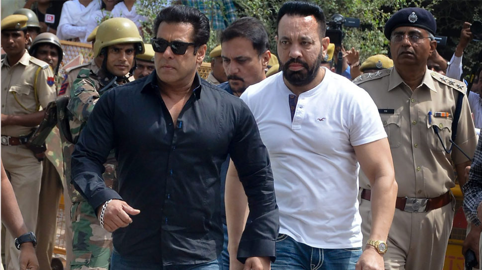 ( 52-year-old Khan before appearing in court on Thursday ; Credit: Zee TV, April 5th, 2018).