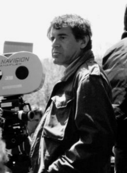Photo: Forman filming Hair, by John Greco