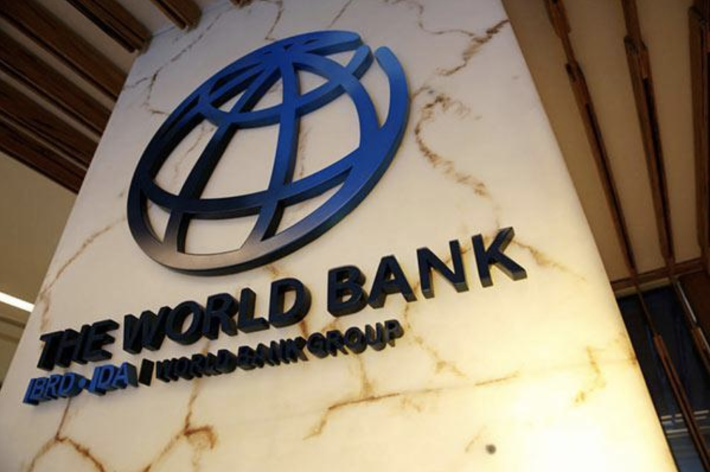 ( The headquarters of The World Bank, which releases the South Asia Economic Focus report twice a year ; Credit: Onlanka, April 17th, 2018).