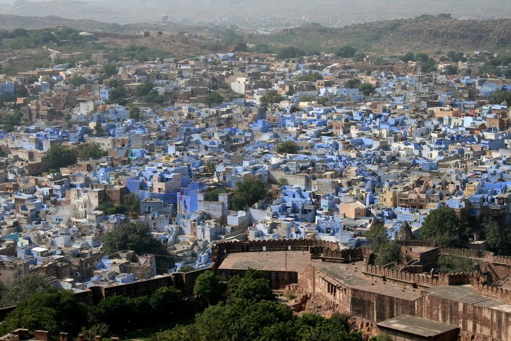 Jodhpur, Rajasthan, India.  Flickr