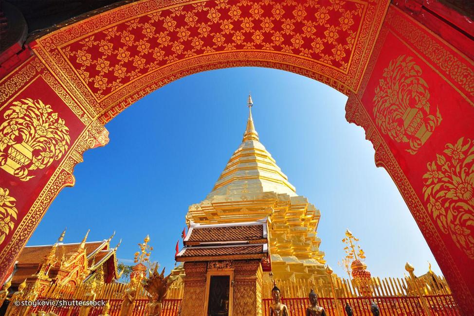 Wat Phra That Doi Suthep. Source.