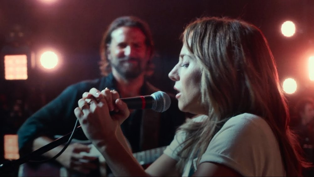 [Photo: Lady Gaga in  A Star is Born.  Source:  We Live Entertainment ]