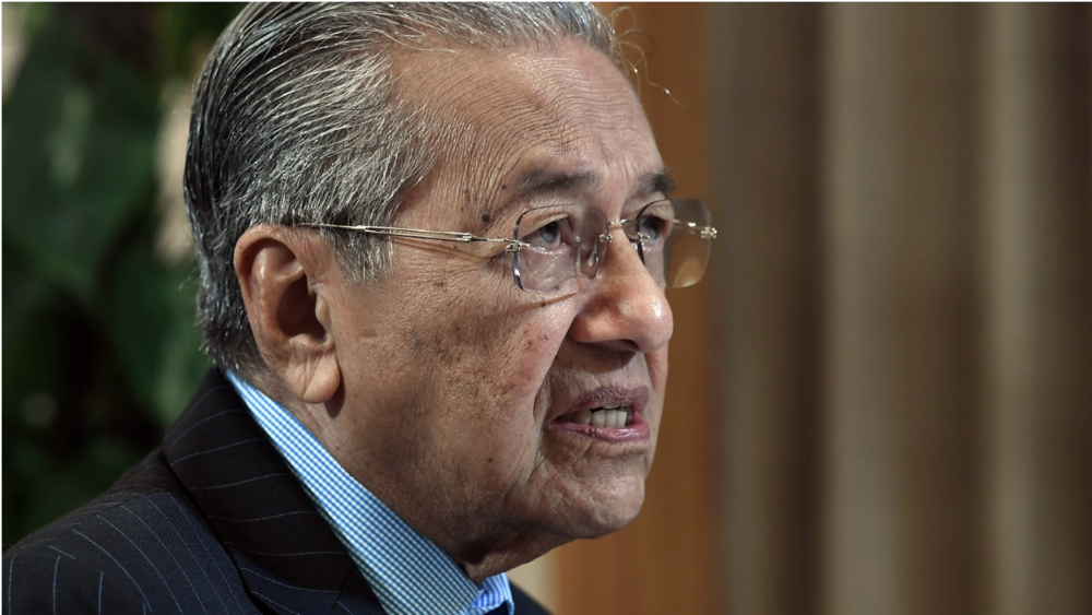 Mr. Mahathir Mohamad, 93 (Source: Nikkei Asian Review)