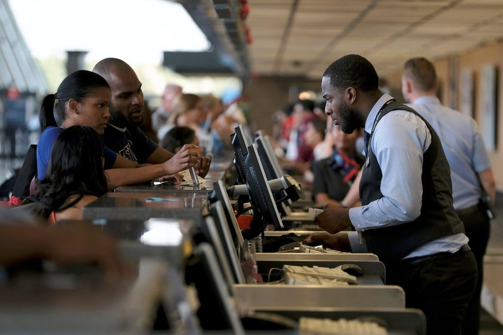 Revenue earned by U.S. airlines in change and cancellation fees has reached $3 billion in recent years. (Photo: James Lawler Duggan -  Reuters )