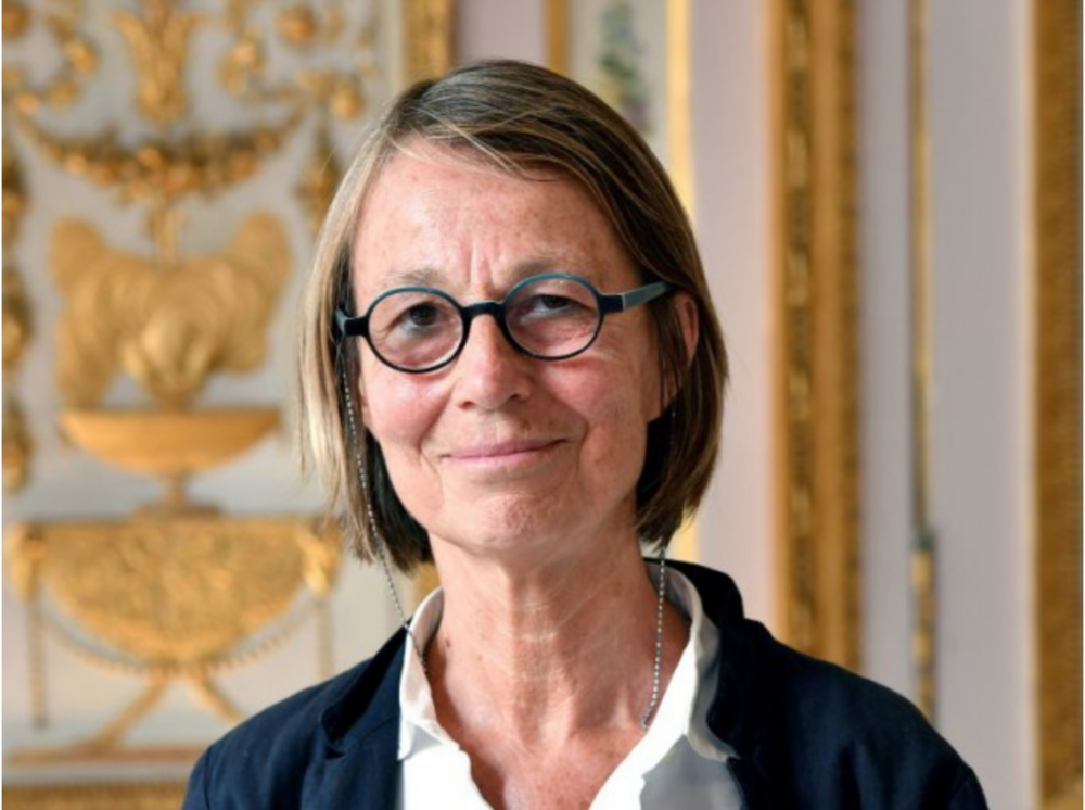 Françoise Nyssen, French Culture Minister. Photo:  Batiactu .