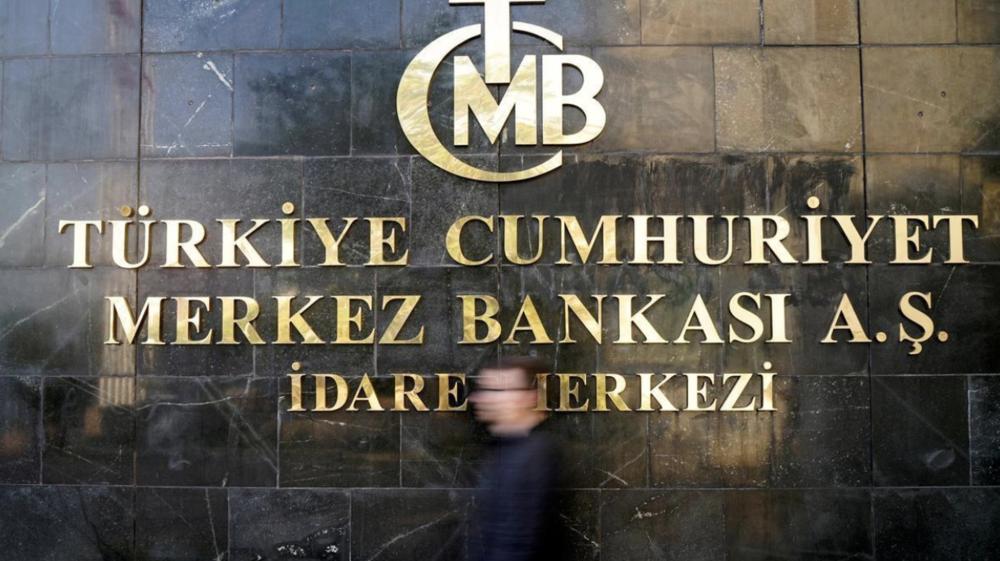 Turkey's Central Bank headquarters. Ankara, Turkey. ( Reuters )