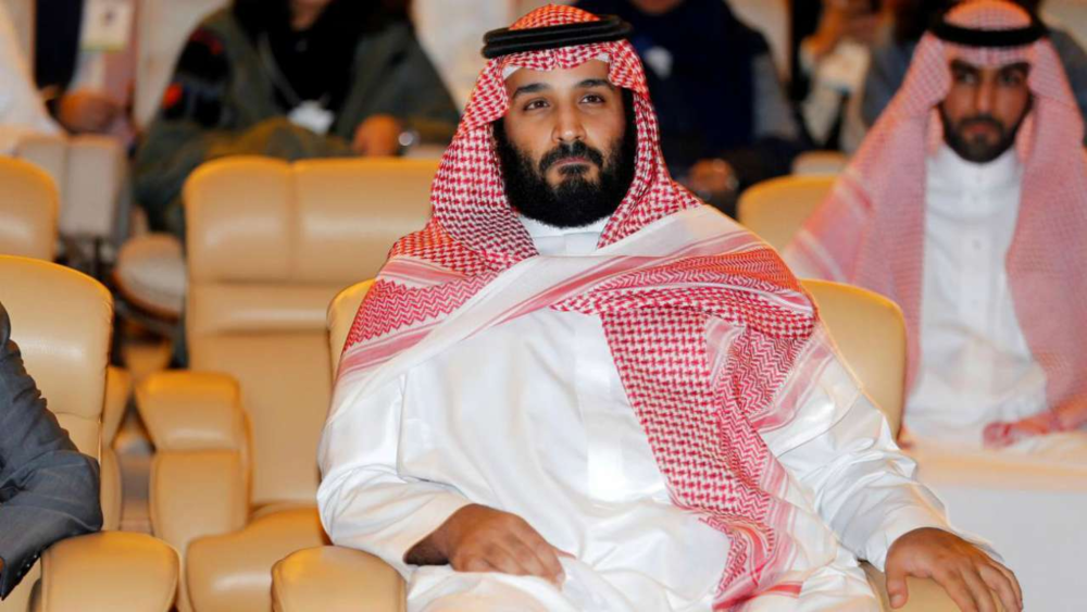 Jamal Khashoggi is very critical of Saudi Crown Prince Muhammad Bin Salman's (pictured) repression of critical voices.  Credit: Reuters