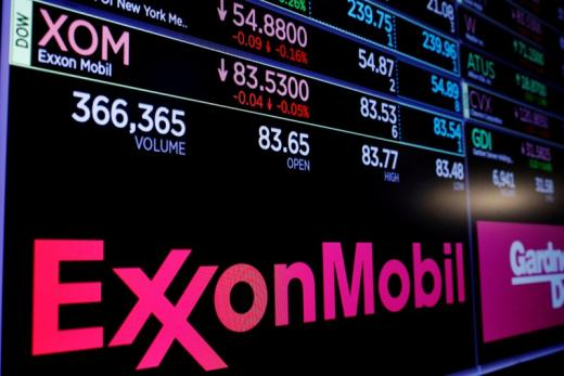 Exxon Mobile will contribute $1 million to lobby the revenue-neutral carbon tax. Photo:  Reuters