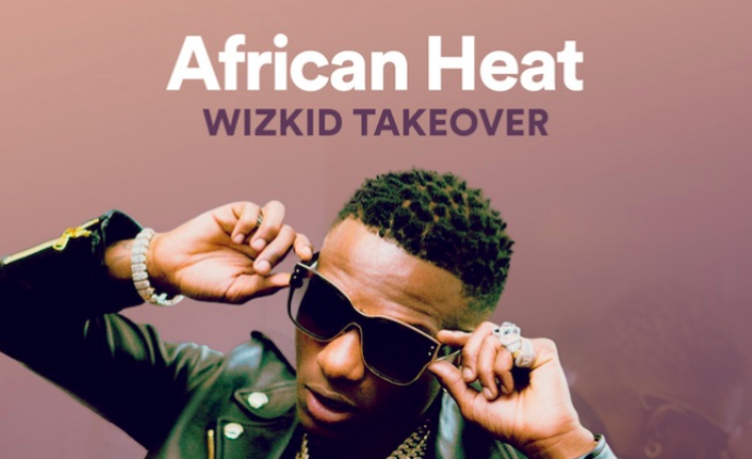 """Cover photo for """"African Heat"""" section of Afro Hub. Photo: Music Week."""