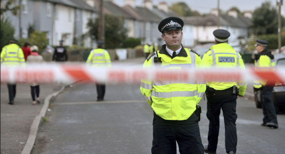 London is facing an alarming surge in knife violence.  Source: AP Photo/ Victoria Jones