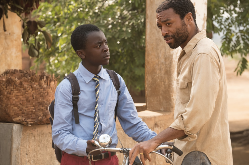 A still from the upcoming  The Boy Who Harnessed The Wind  film starring Chiwetel Ejiofor. Photo:  IMBd .