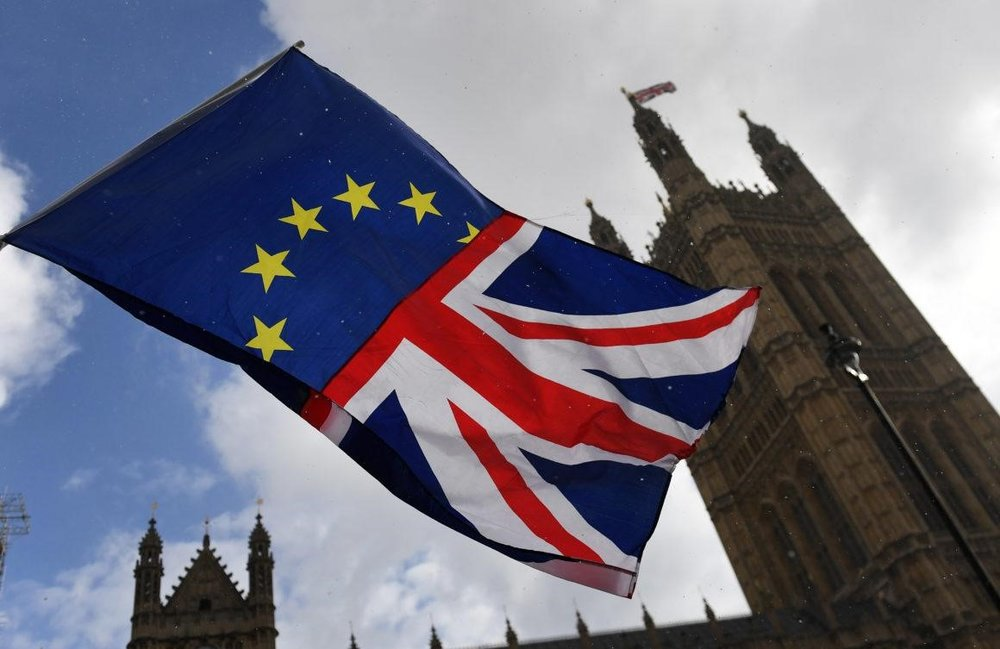 The UK has reached a Brexit deal with the European Union. Photo:  Andy Rain/ EPA .