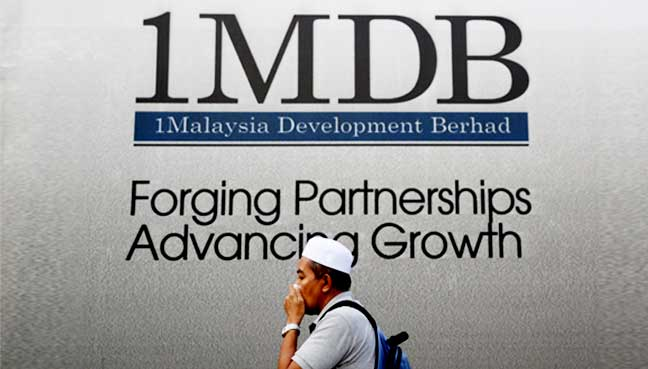 State fund 1MDB was meant to promote foreign investments into Malaysia and boost the country's assets overseas. Source: Reuters /  Free Malaysia Today