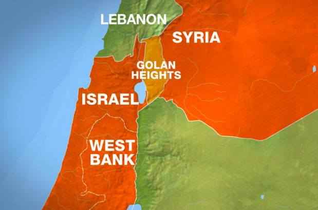 """""""Israel launches military operation against 'Hezbollah tunnels'"""" December 4, 2018. Photo:  Al Jazeera ."""