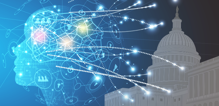 White House is preparing to release an Artificial Intelligence (AI) Research Strategy in the Spring.  Photo Credit: FCW