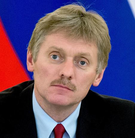 Kremlin Press Secretary Dmitry Peskov. Credit:  Organized Crime and Corruption Reporting Project