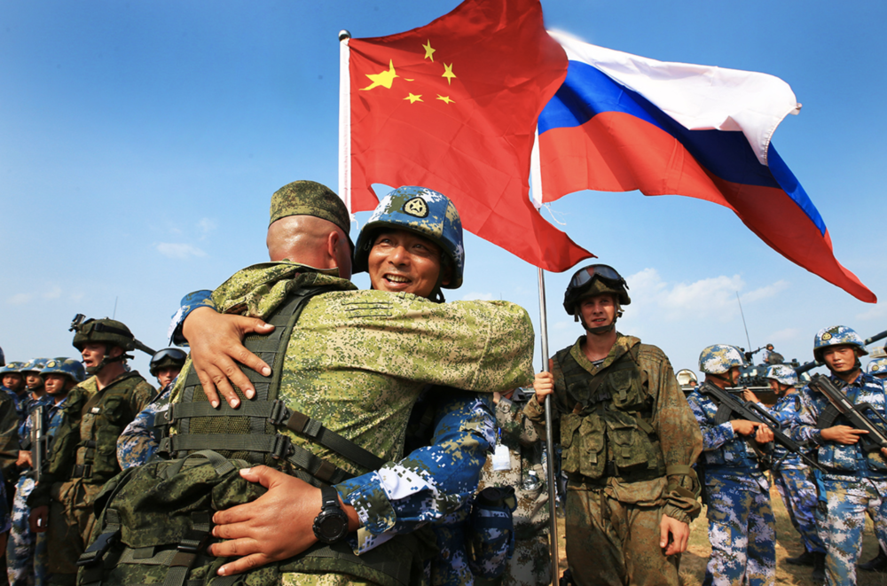 Russian and Chinese relations have increasingly improved in the past decades. Credit:  ZUMA Press/Global Look Press