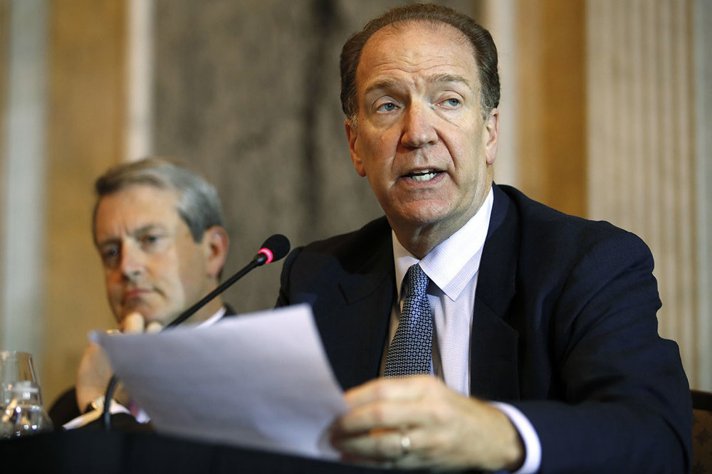 Trump is expected to nominate David Malpass as the next World Bank head. (Photo:  Jacquelyn Martin - AP )