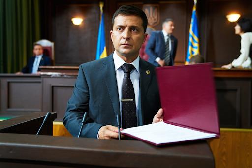 Vladimir Zelenskiy. Credit:  Kyiv Post