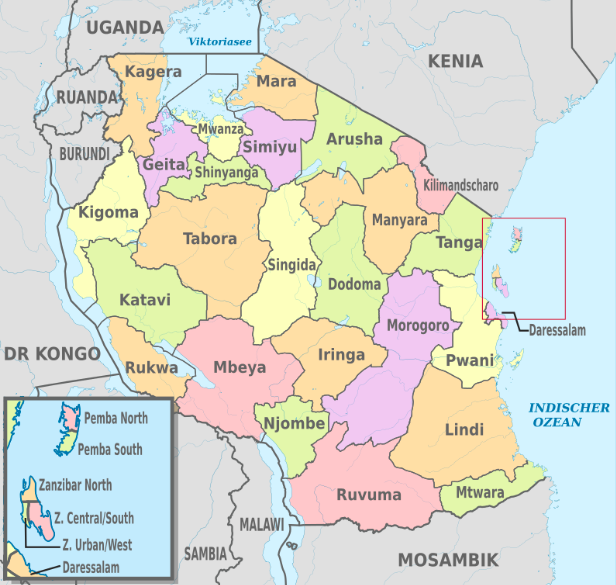 """Sixty-Five """"Witch Doctors"""" Arrested in Tanzania in Connection to"""