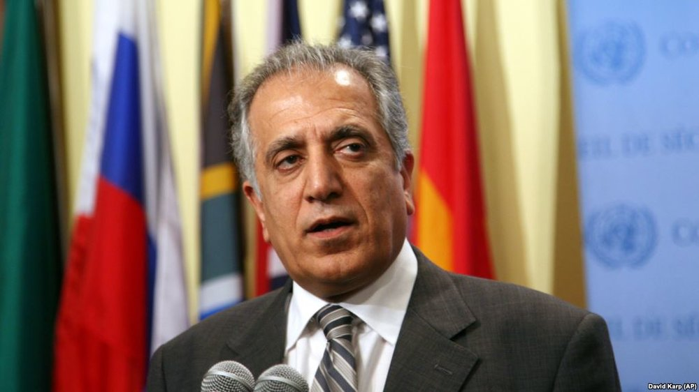 Zalmay Khalilzad, the US special envoy to Afghanistan and a key player in the US-Taliban talks; Photo:  RFE/RL
