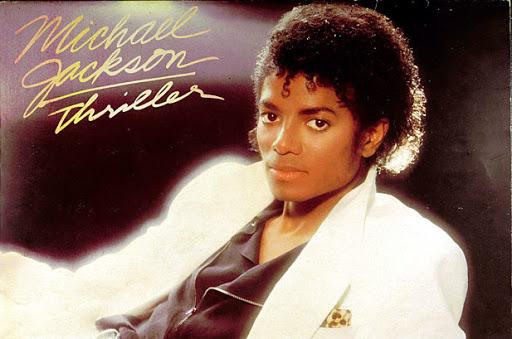 Thriller  album cover. Photo:  Billboard