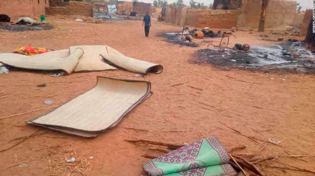 This attack is the latest iteration of growing tensions between ethnic groups in central Mali. Photo:  CNN .