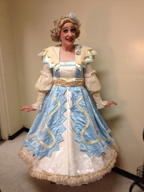 Mrs. Tottendale - The Drowsy Chaperone