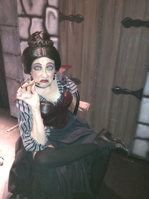 Frau Blucher - Young Frankenstein