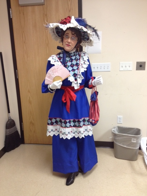 Mrs. Squires - The Music Man