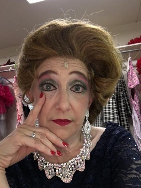 Jacqueline - La Cage aux Folles