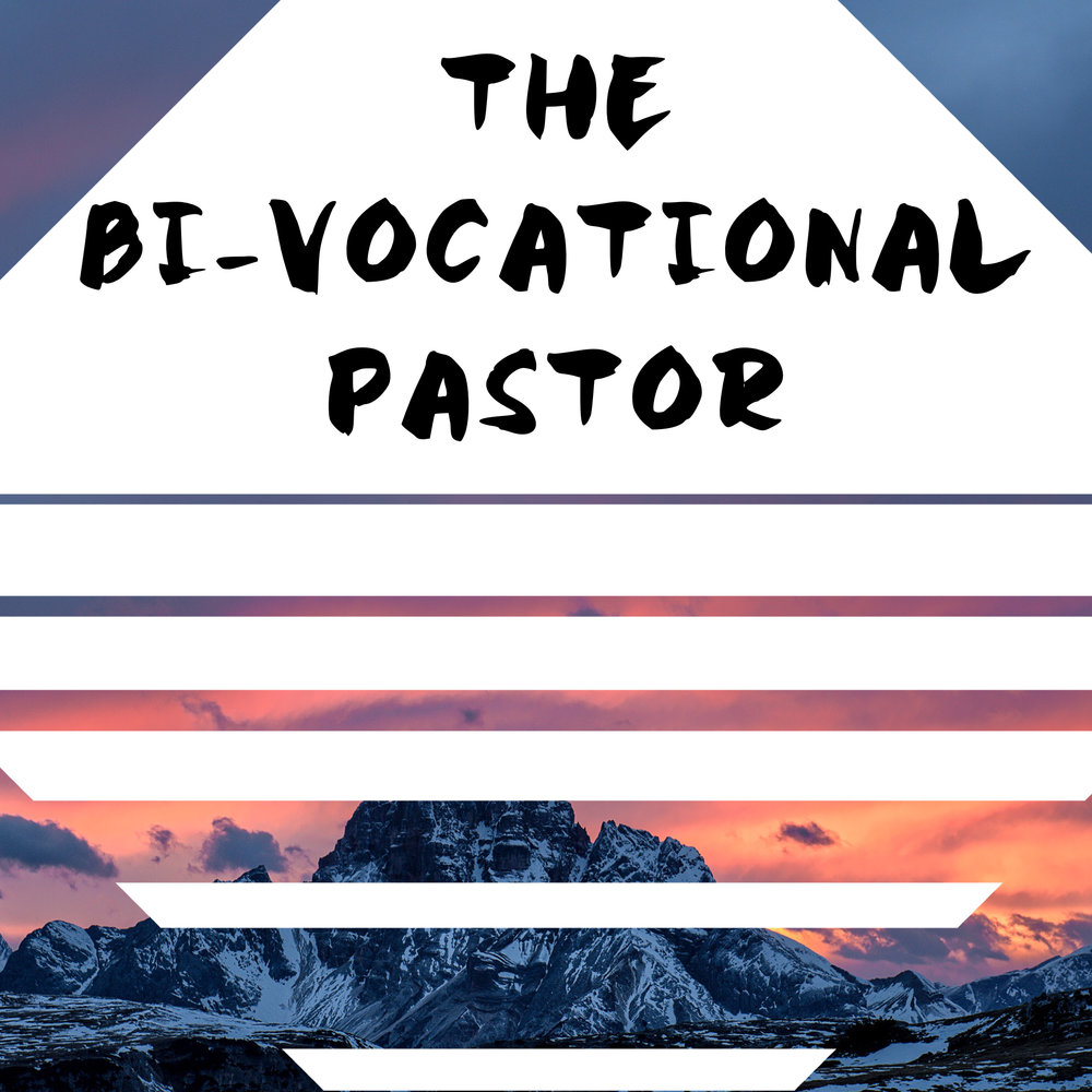 BLOG SERIES - The Bi-Vocational Pastor is a series of blog posts that aim to minister to and encourage anyone in bi-vocational ministry. Meaning if you work a full time job and volunteer to lead and/or serve in ministry than this is for you. Maybe you are thinking about becoming a Pastor or you currently are full time. This is for you. It is currently on www.weengagetheculture.com and you will soon find it here.