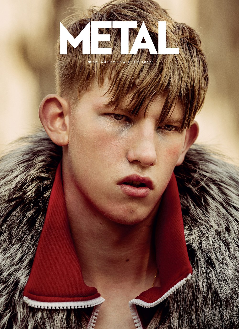COVER 2 - Connor Newall by Teddy Iborra Wicksteed wearing Burberry