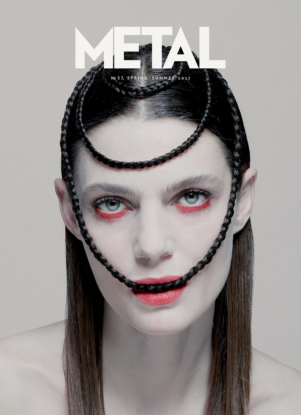 COVER 8 - Marina Pérez photographed by Biel Capllonch.