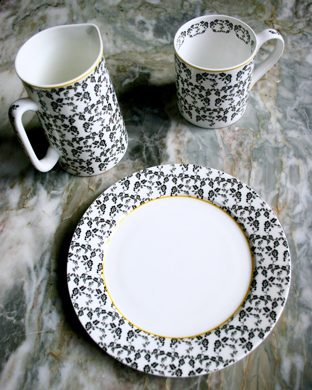 Vine - Fine Bone China
