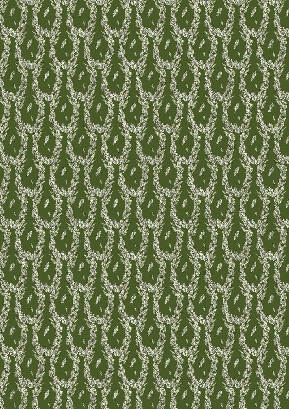 Plumage - Olive