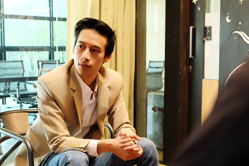 คุณพอล พรพรหม กฤดากร เจ้าของ CEOBlog.co, ผู้ร่วมก่อตั้ง Leader Wings