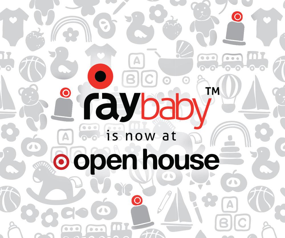 Raybaby Non-Contact Vital Baby Monitor