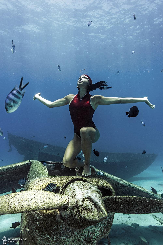 Julia Wheeler freediver, tahiti, freediving julia wheeler
