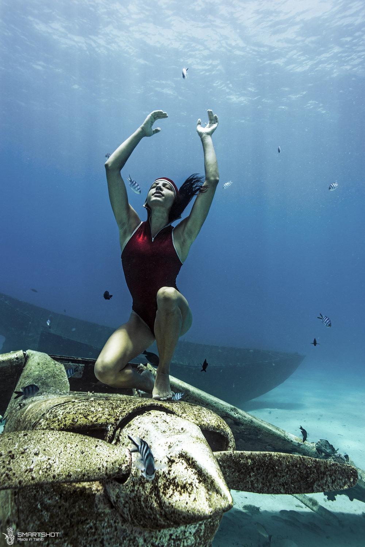 Julia Wheeler freediver