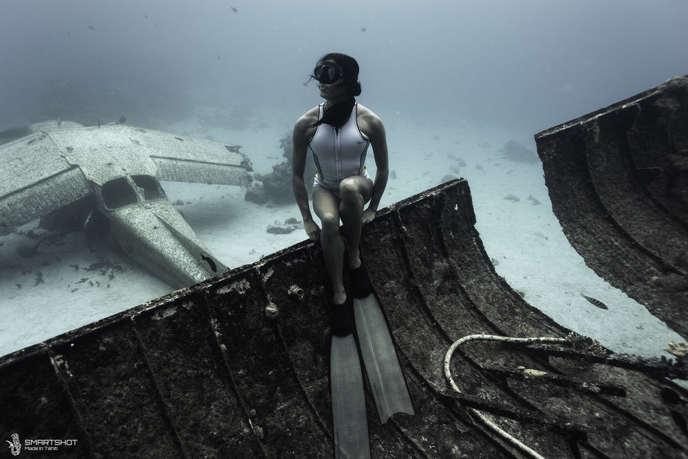 Freediving Julia wheeler