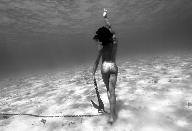 Unlock Your Superhero - Freediving isn't just about holding your breath...Learn how Julia pushes through mental barriers & apply these secrets to your lifeWARNING: THIS WILL CHANGE YOUR LIFE.