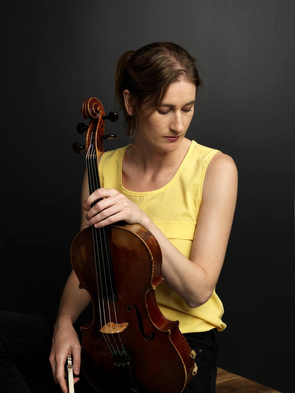 Merewyn Bramble - Viola