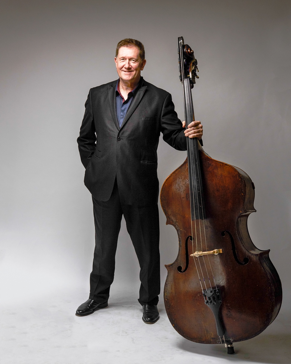 Stuart Riley - Double Bass