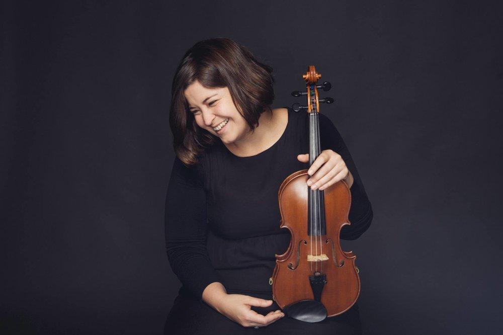 Jenny Khafagi - Violin