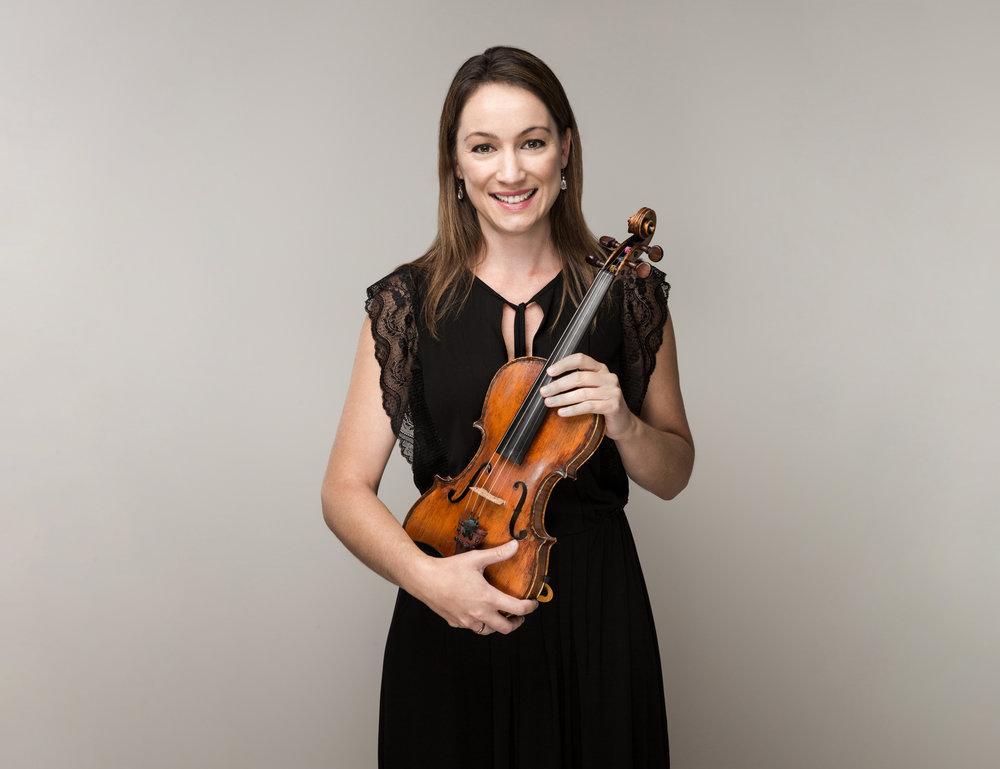 Erica Kenedy - Violin