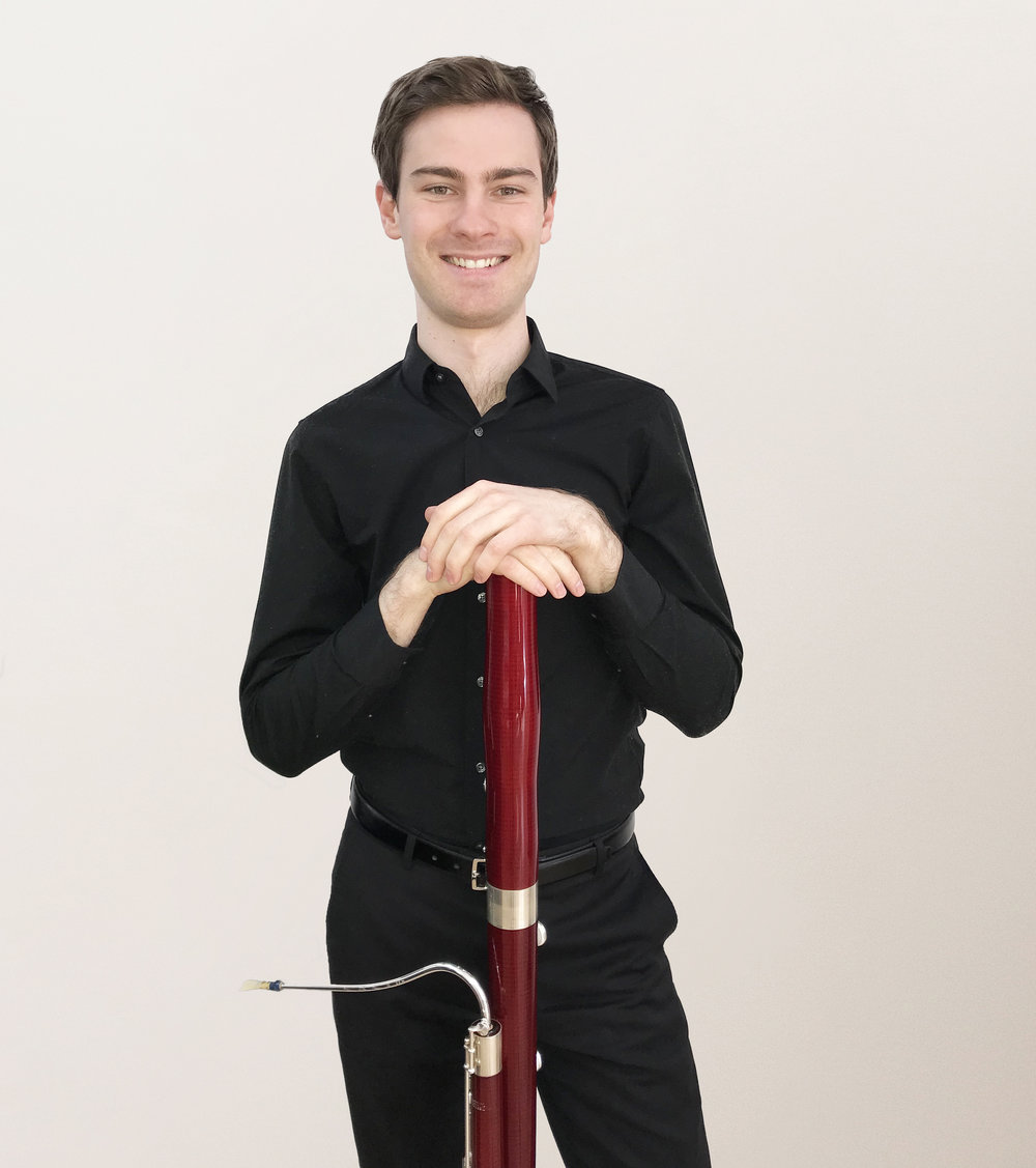 Tim Murray - Bassoon