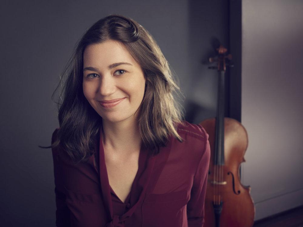 Anna Pokorny - Cello