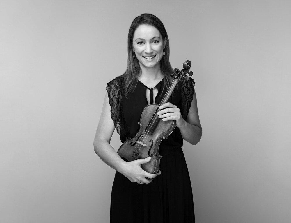 Erica Kennedy - Violin